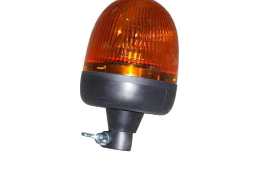 Flashing beacon amber h1