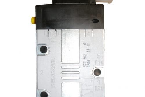 Valve electro-pneumatique
