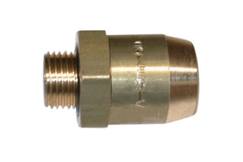 Straight connector d15x2-m16x1,5