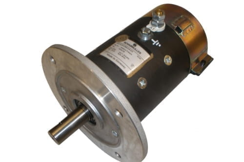 E-Motor 3kw/24v, without relay