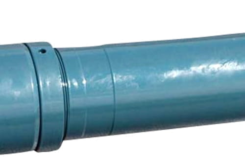 Compensatie cilinder HY RB160 d60 RAL7016