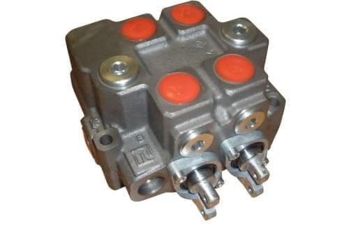 Control valve, 2 way