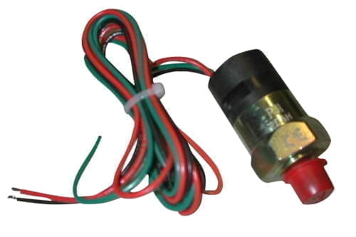 Pressure switch p=0,7-2bar