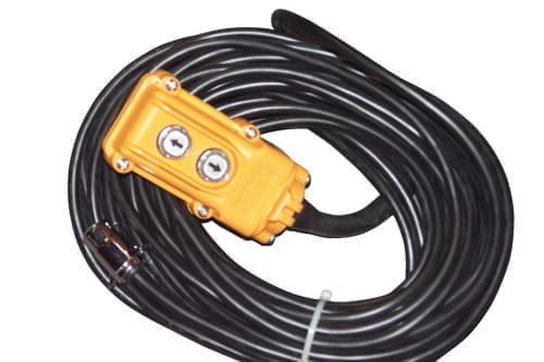 Remote control winch  0177201 +20m