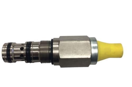 Limiteur avec une valve de retune