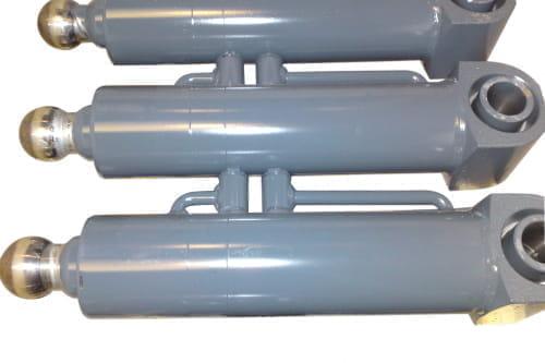 Feder Zylinder HY HR d82.5, DW RAL7016