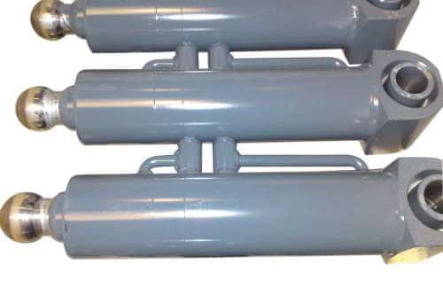 Compensatie cilinder HY HR d82.5, DW RAL7016