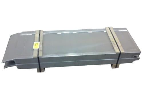 Ramp aluminium 1500×500