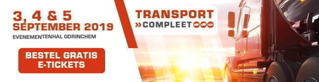 Banner Transport Compleet