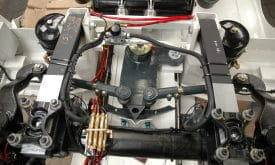 1969-Hydraulic steering for 80 kmh