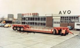 1975 - Nooteboom ODBAN-ADBAN Low-loader