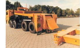 1982 - Nooteboom - HN Hydraulic Detachable Gooseneck