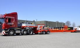 2013 - Nooteboom MCO-PX 6-axle + Multidolly 2-axle