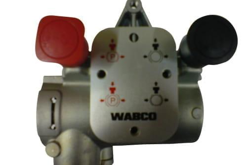 Park release emergency valve