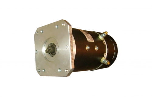 Electric motor 3kw/24v, without relais
