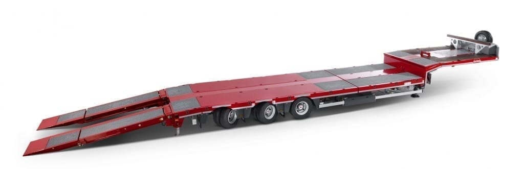 MCOS semi low-loader