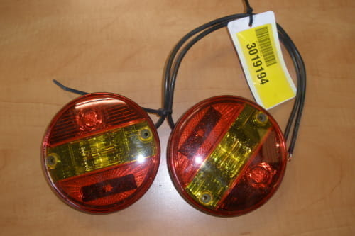 LED Rear light L/R D140mm