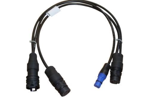 Cable verd a 7 mistl  easyconn