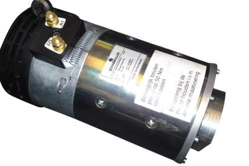 E-motor 3kw/24v