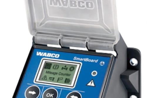 Wabco smartboard