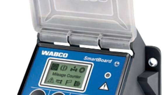 Wabco smartboard - Nooteboom Trailers