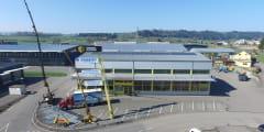 HODEL Betriebe AG new Nooteboom Service- & Partscenter for Switzerland