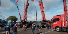 Nooteboom presents the largest lowloader ever at Mack and Special Transport Day 13 October