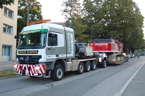 Affolter Transporte AG – Como un reloj suizo