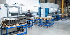 Nooteboom Components – Quick Response Manufacturing