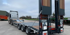 Nooteboom starts exclusive partnership with Exceptional Trailer Rental Ltd in the U.K.