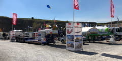 Nooteboom at Hillhead Show, Buxton