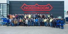 Bedrijfsbezoek IPAF bij Nooteboom