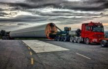 Mega Windmill Transport