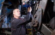 Reparatie monteur