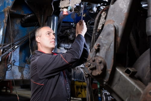 Repair mechanic M/F at Nooteboom Trailer Service B.V. Wijchen