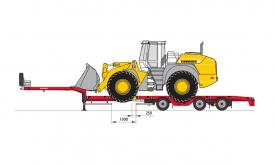 Liebherr L 580 Wheel loader