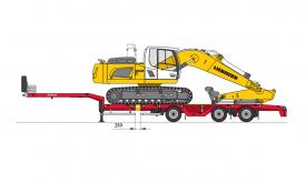 Liebherr R-926 Crawler excavator