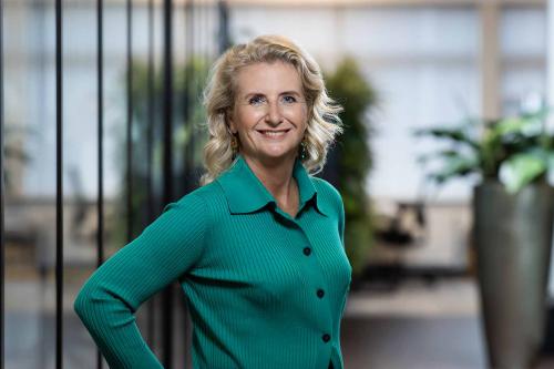 Marinka Nooteboom nieuwe zakenvrouw van het jaar 2022