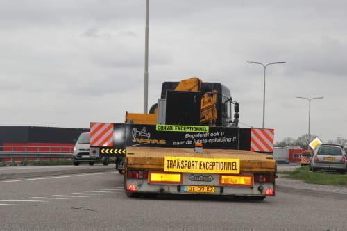 Fahrer breite Transporte, Basiskurs