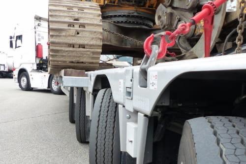 Ladingzekeren open voertuig basis – VDI 2700