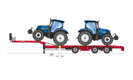 New Holland T6 Agricultural tractors