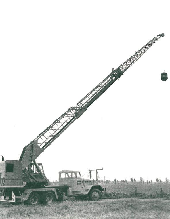 Nooteboom Crane