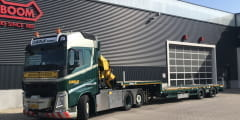 Nooteboom supplies 10 new semi lowloaders to Bolk Transport