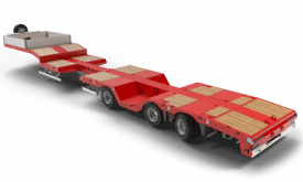 Nooteboom OSDS-48-03V(EBW) semi low loader
