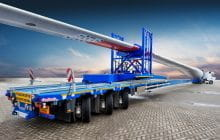 Super WIng Carrier 3-axle