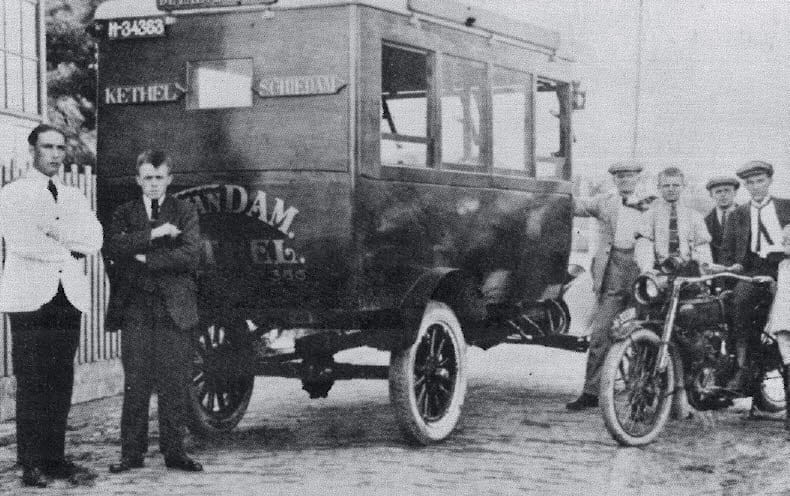 Nooteboom carriage