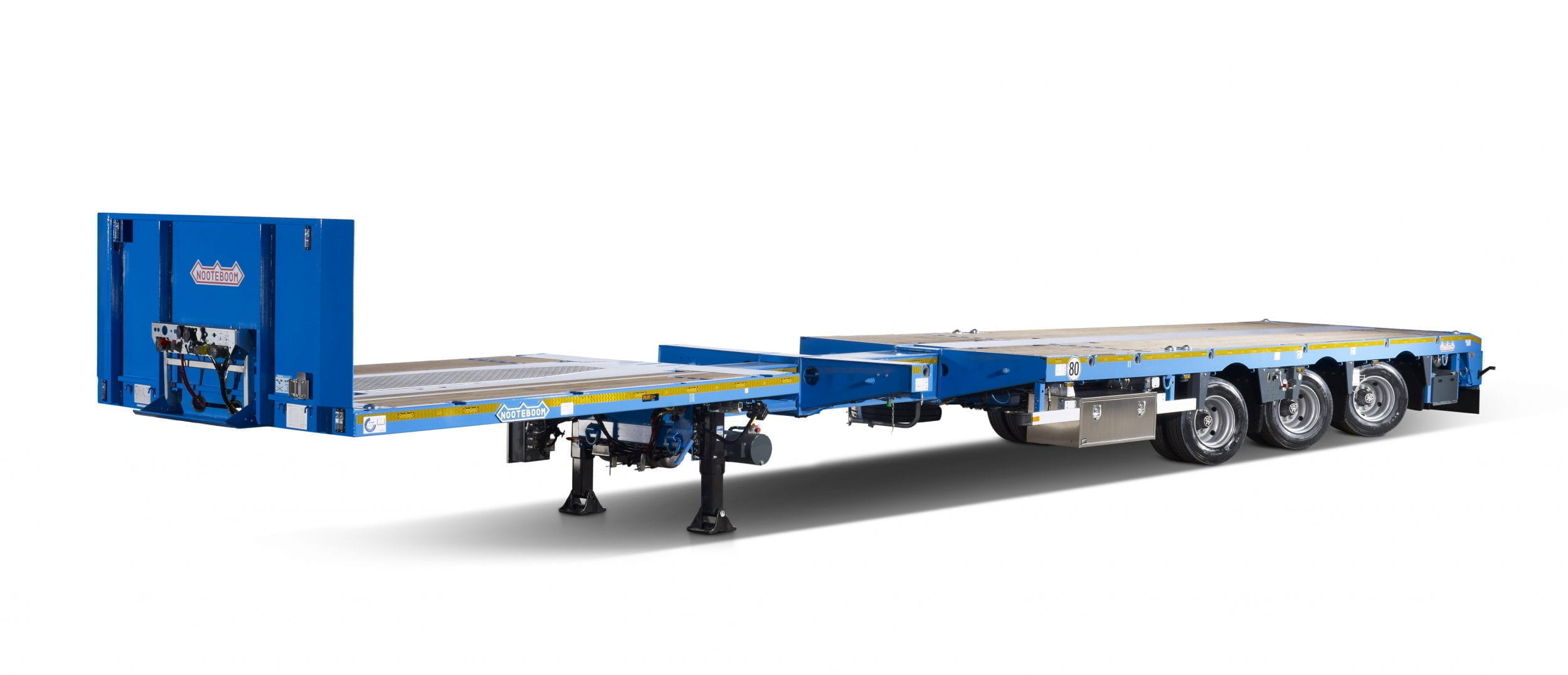 Nooteboom Megatrailer