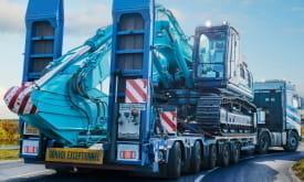Nooteboom 80 tons opritten