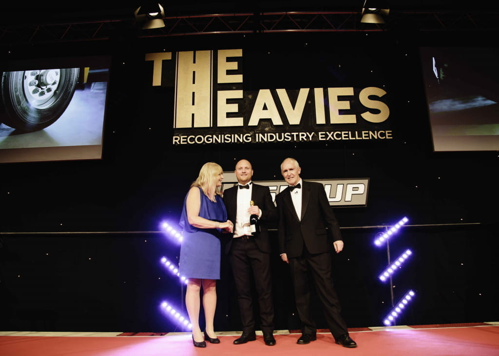 The Heavies - Nooteboom Innovation Award 2018