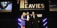 Nooteboom receives Heavies Award for 'Innovation of the Year'